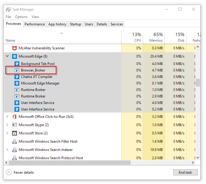What is Browser_broker exe and Is it Safe or Virus? - MalwareFox