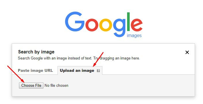 Search on Google Image 2