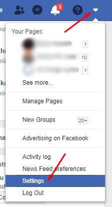 Deactivate Facebook 1