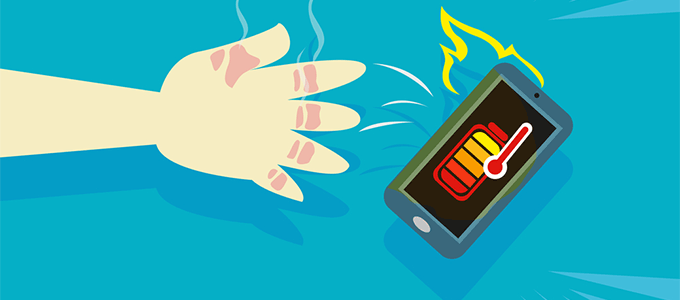 why phone gets hot