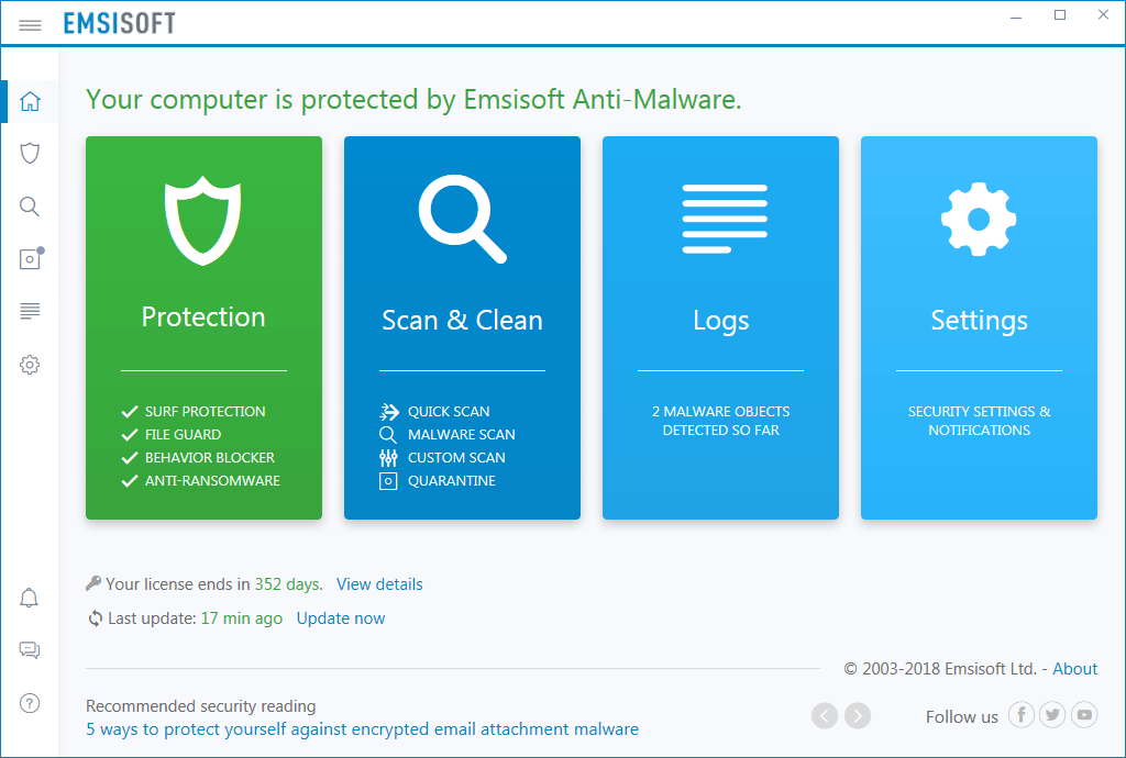 5 Perfect Malwarebytes Alternatives In 2020 For Windows 10