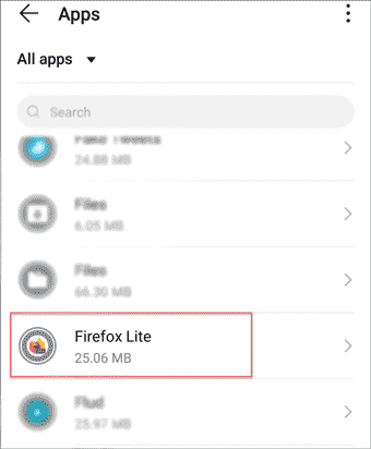 Uninstall Browser