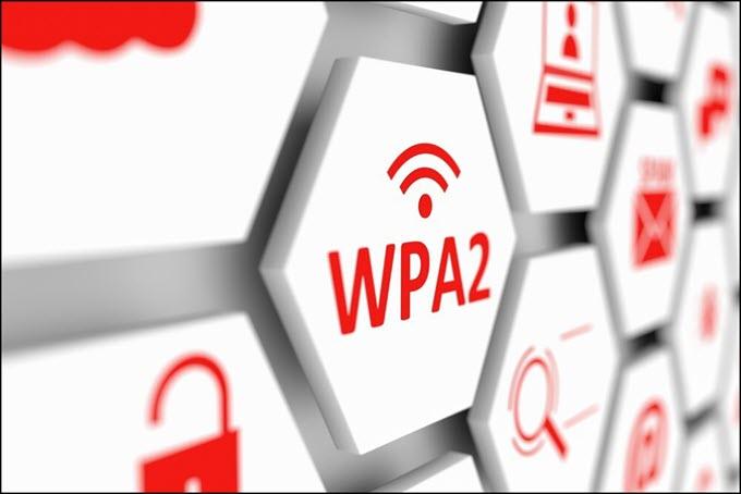 enable WPA encryption